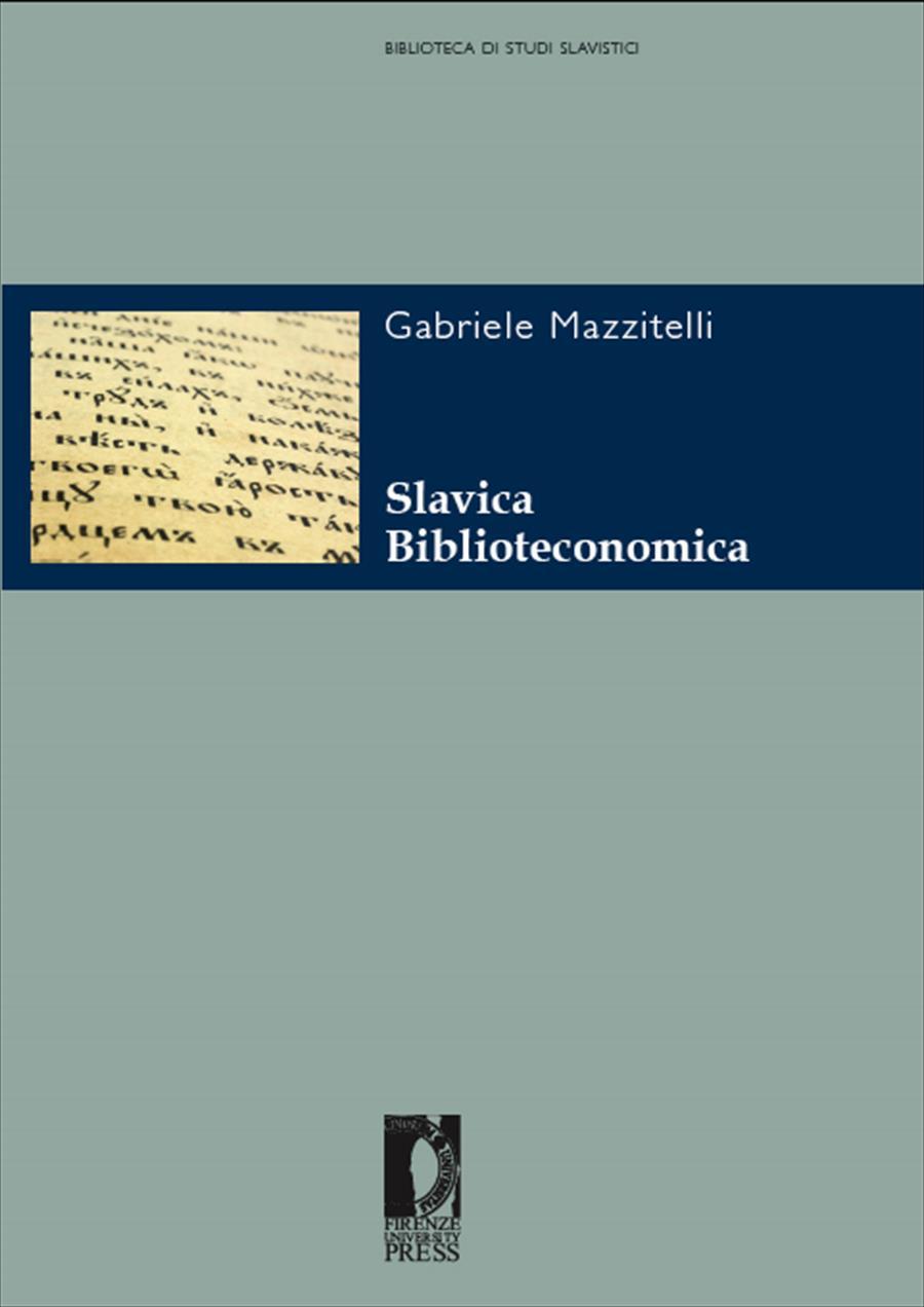 Slavica Biblioteconomica