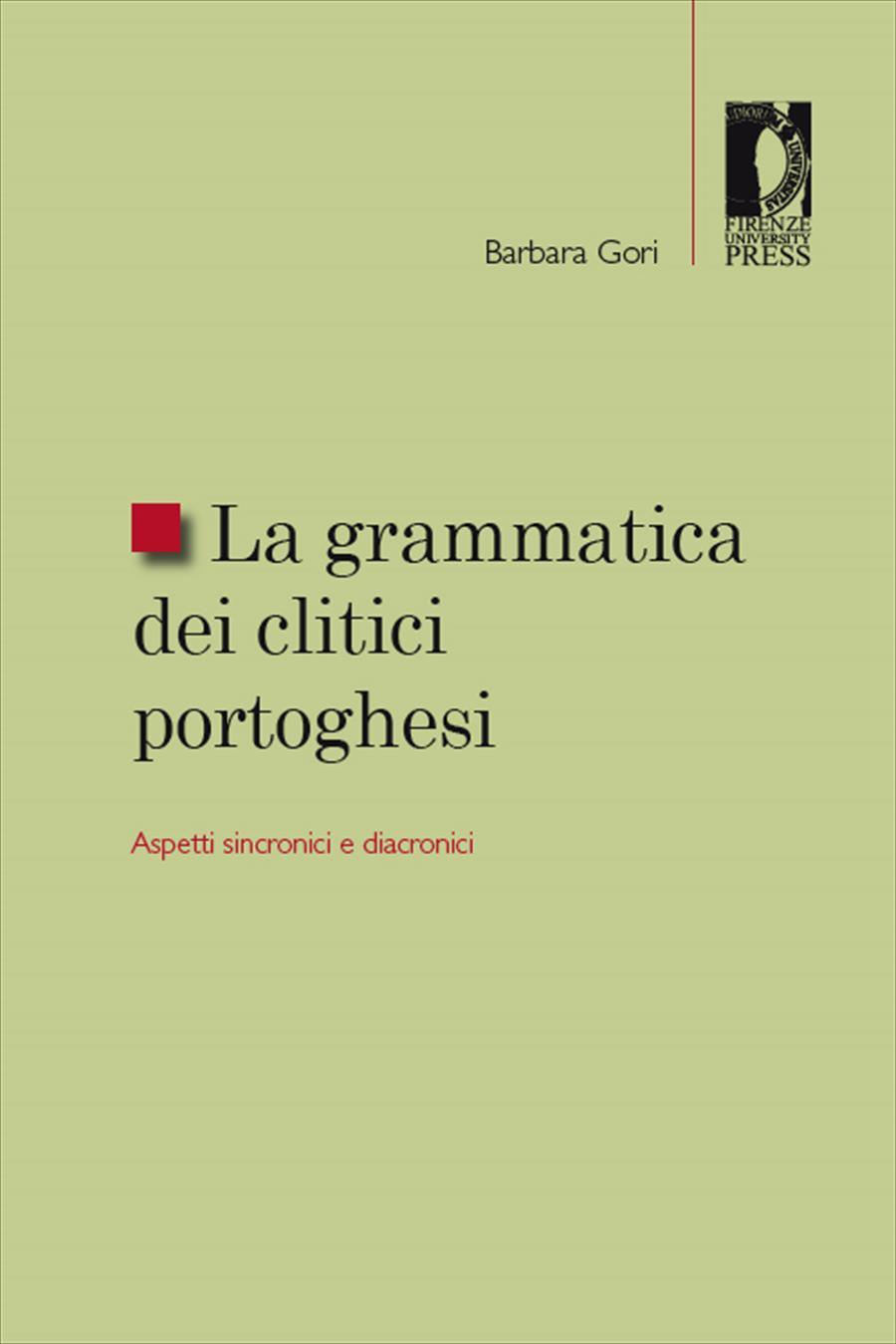La grammatica dei clitici portoghesi
