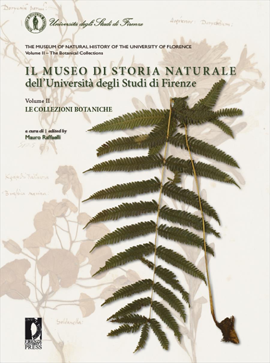 Il Museo di Storia Naturale dell'Università di Firenze – Le collezioni botaniche
