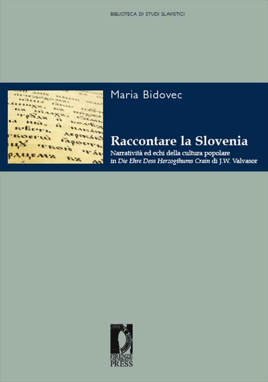Raccontare la Slovenia