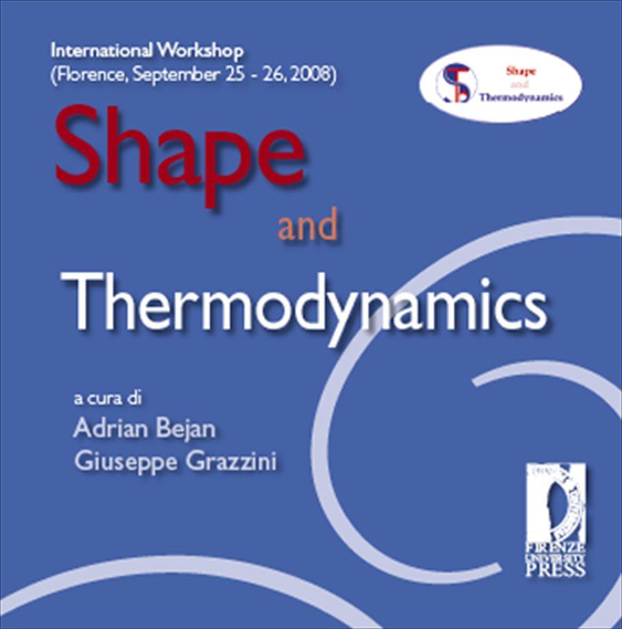 Shape and Thermodynamics