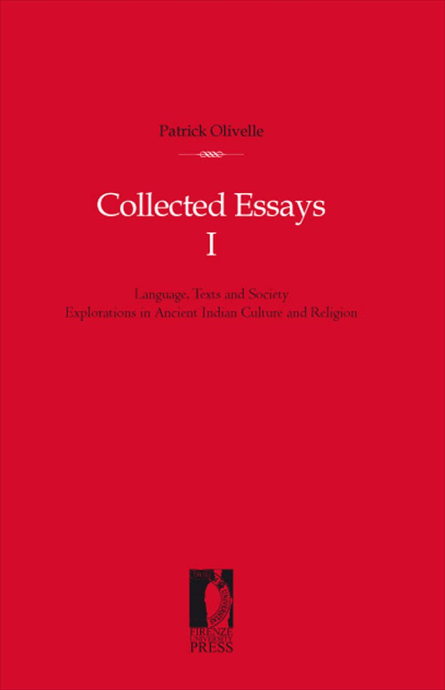 Collected Essays 1