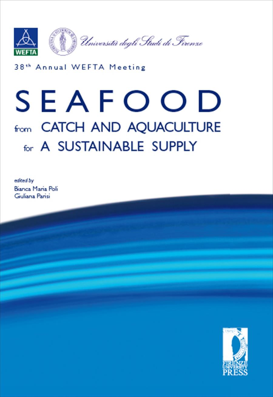 Seafood from Catch and Aquaculture for a Sustainable Supply