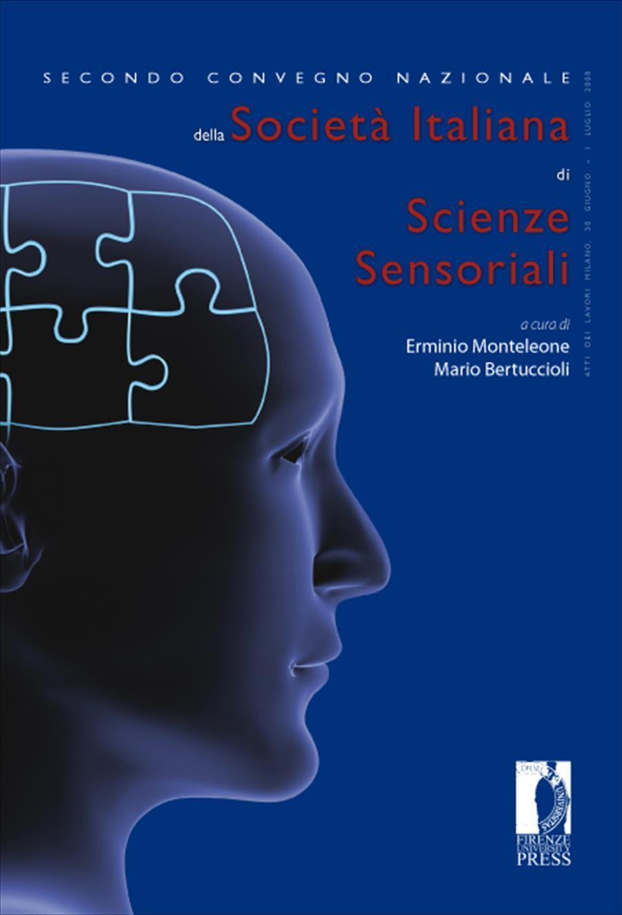 Secondo Convegno Nazionale della Società Italiana di Scienze Sensoriali