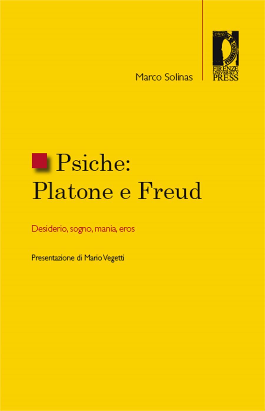 Psiche: Platone e Freud