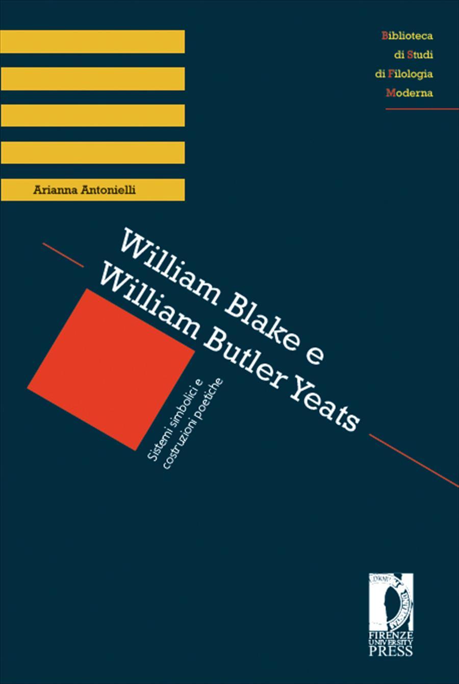 William Blake e William Butler Yeats