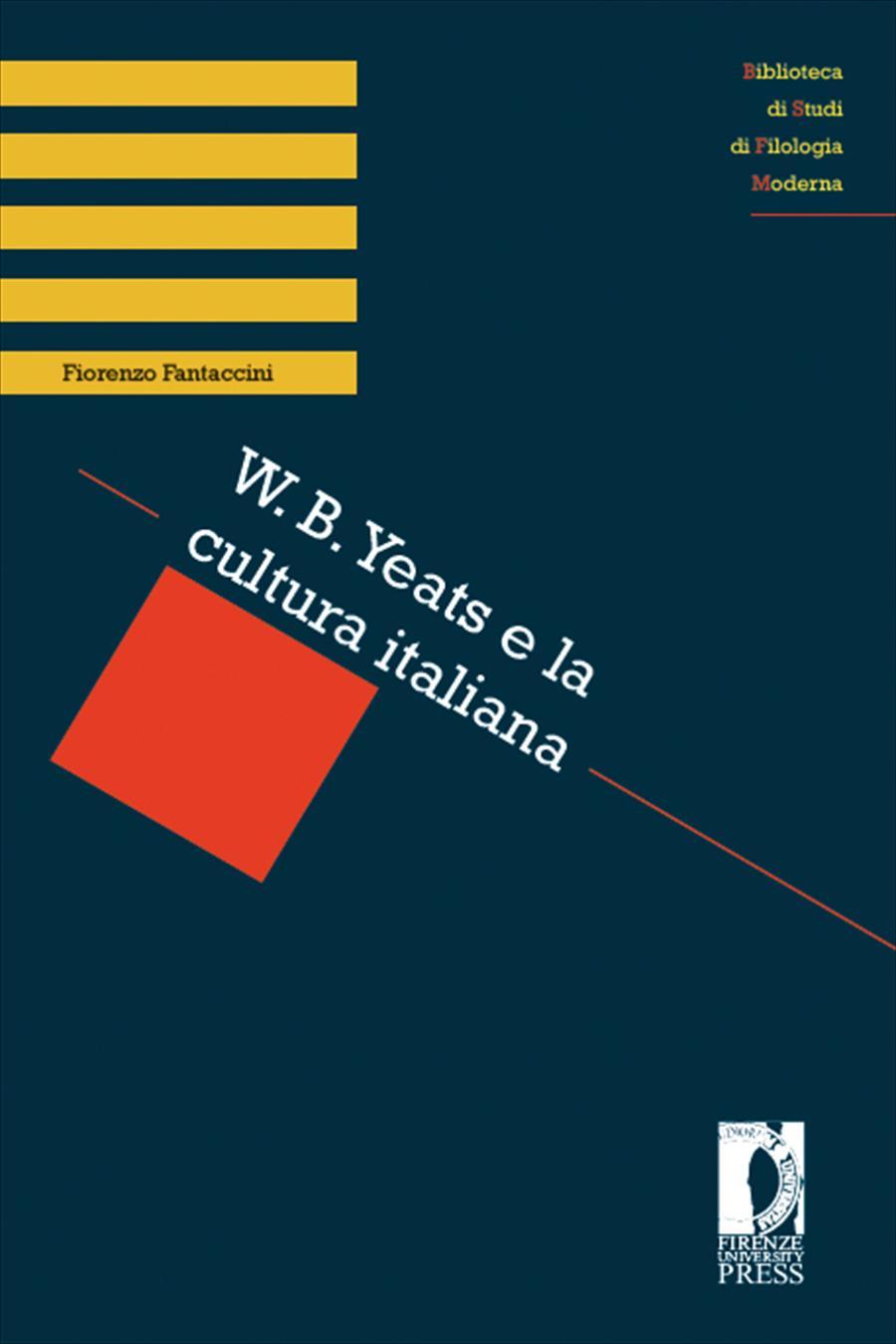 W. B. Yeats e la cultura italiana