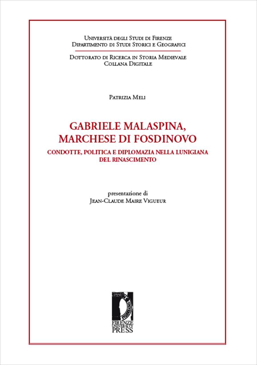 Gabriele Malaspina, marchese di Fosdinovo