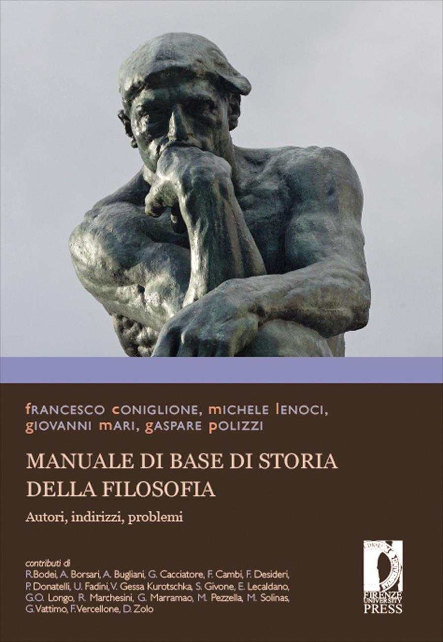 Manuale di base di storia della filosofia