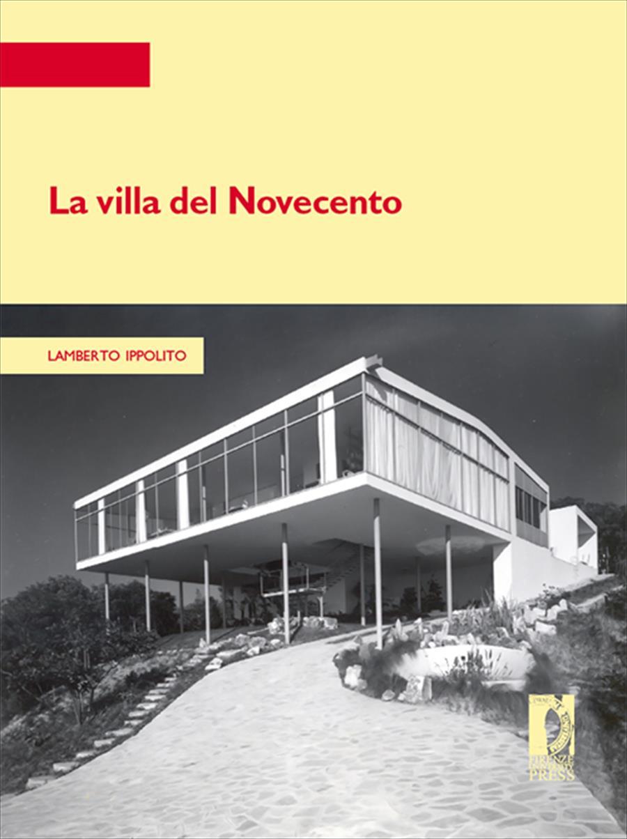 La villa del Novecento
