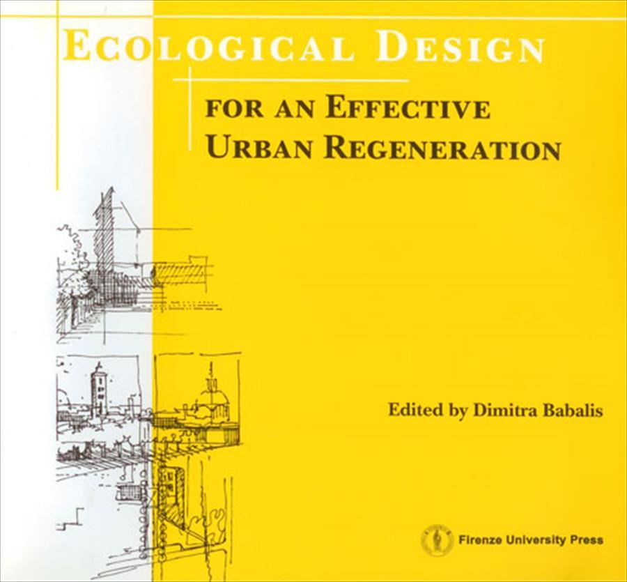 Ecological design for an effective urban regeneration