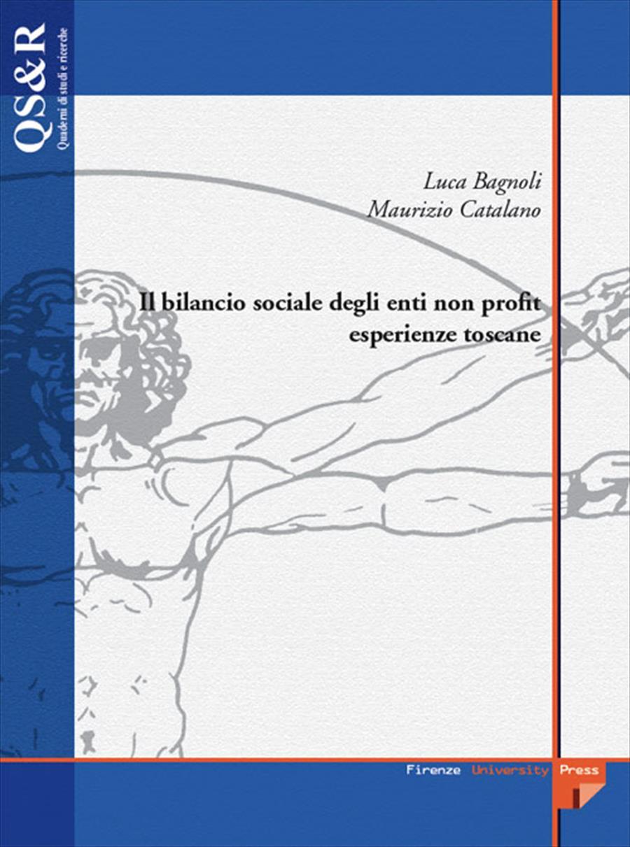 Il bilancio sociale degli enti non profit: esperienze toscane