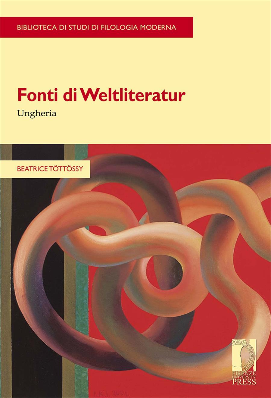 Fonti di Weltliteratur