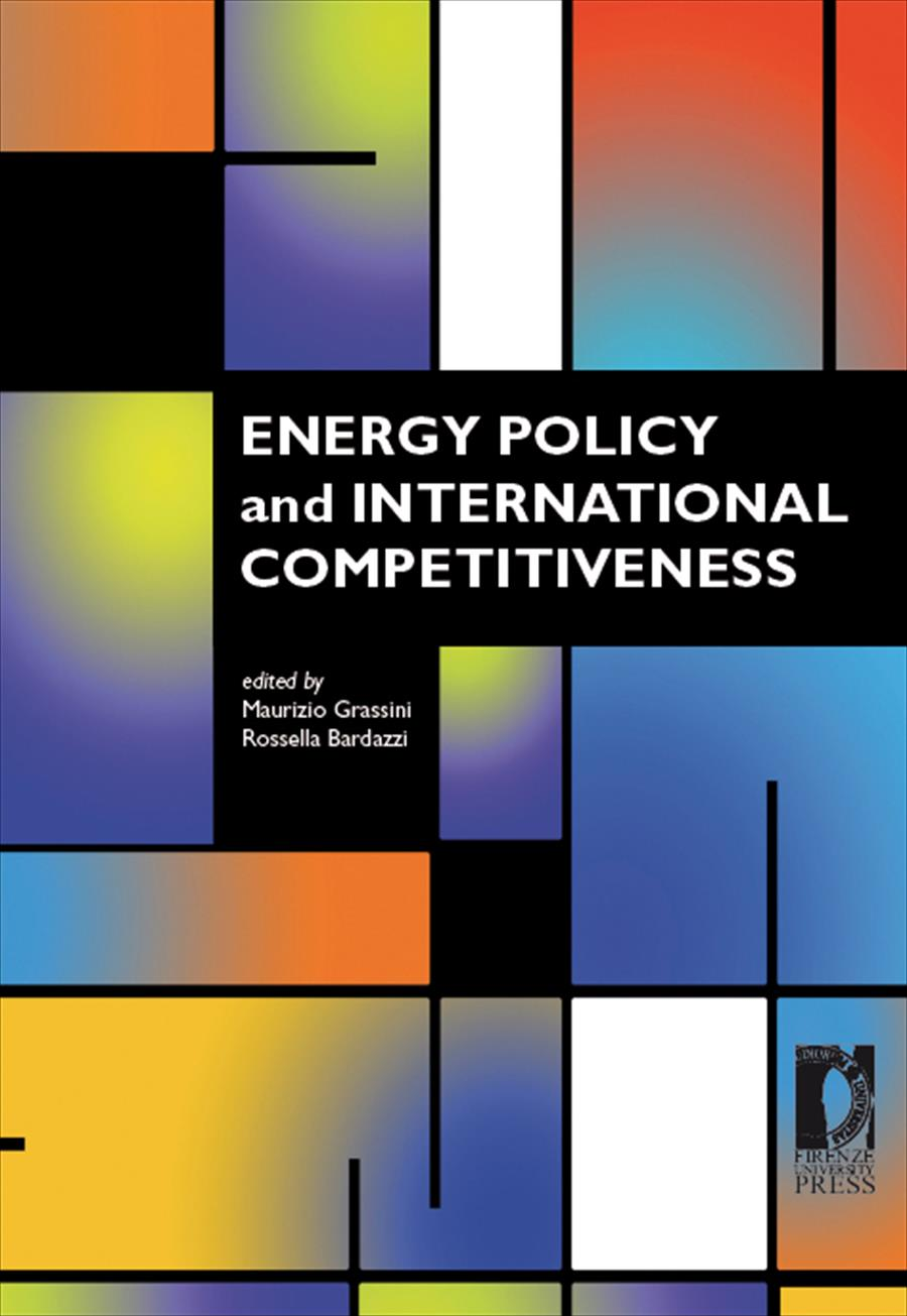 Energy Policy and International Competitiveness