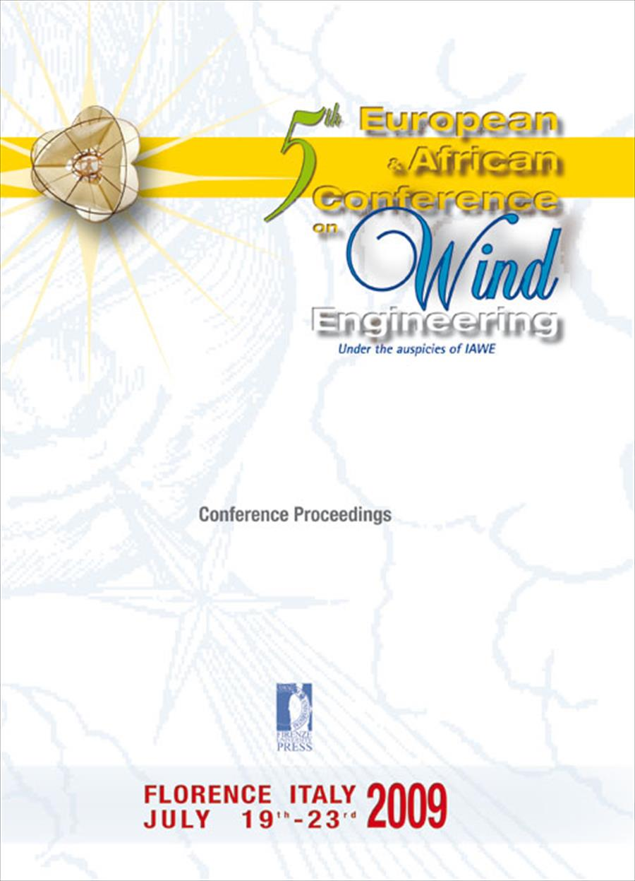 5 European & African Conference on Wind Engineering
