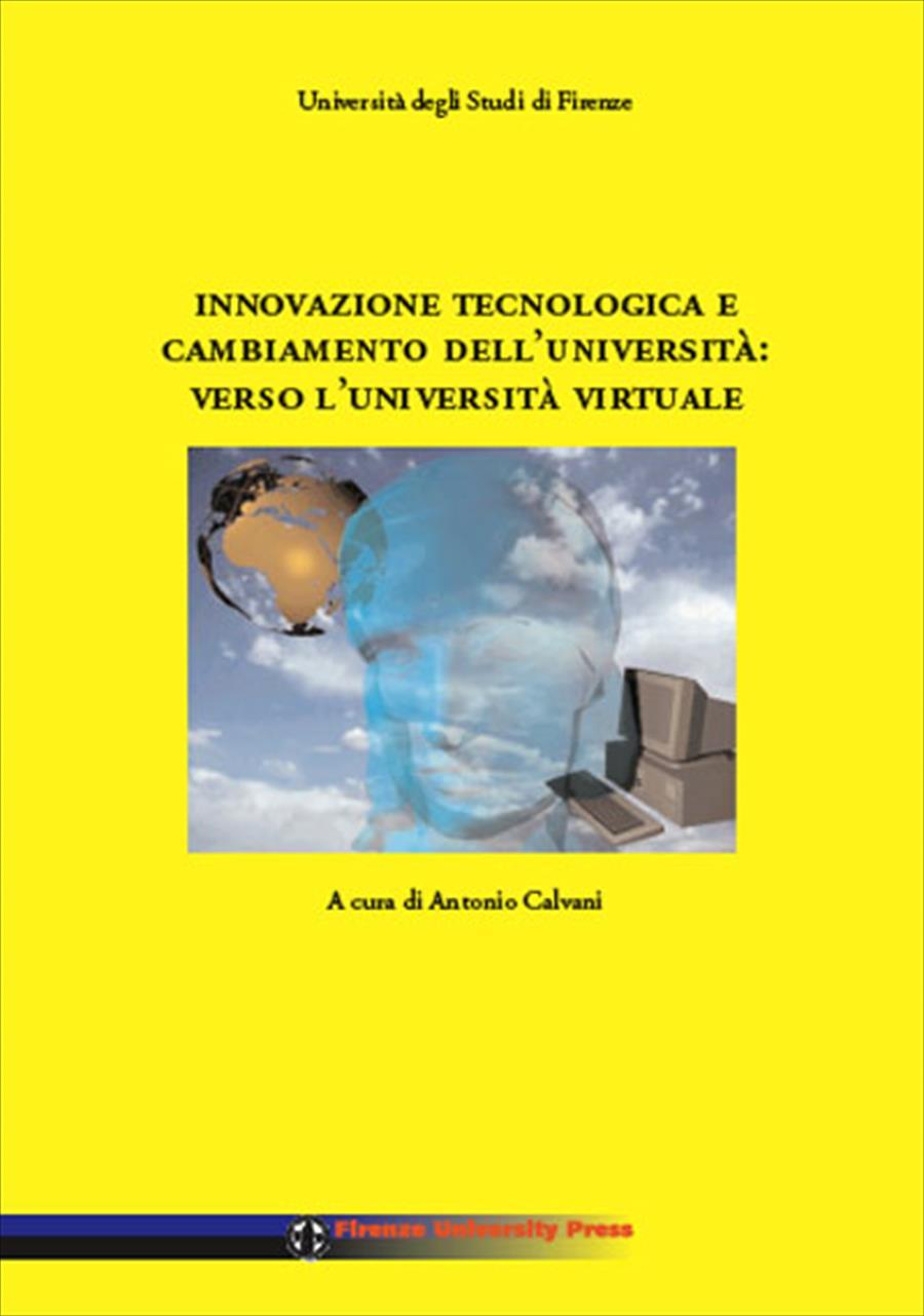 Innovazione tecnologica e cambiamento dell'università