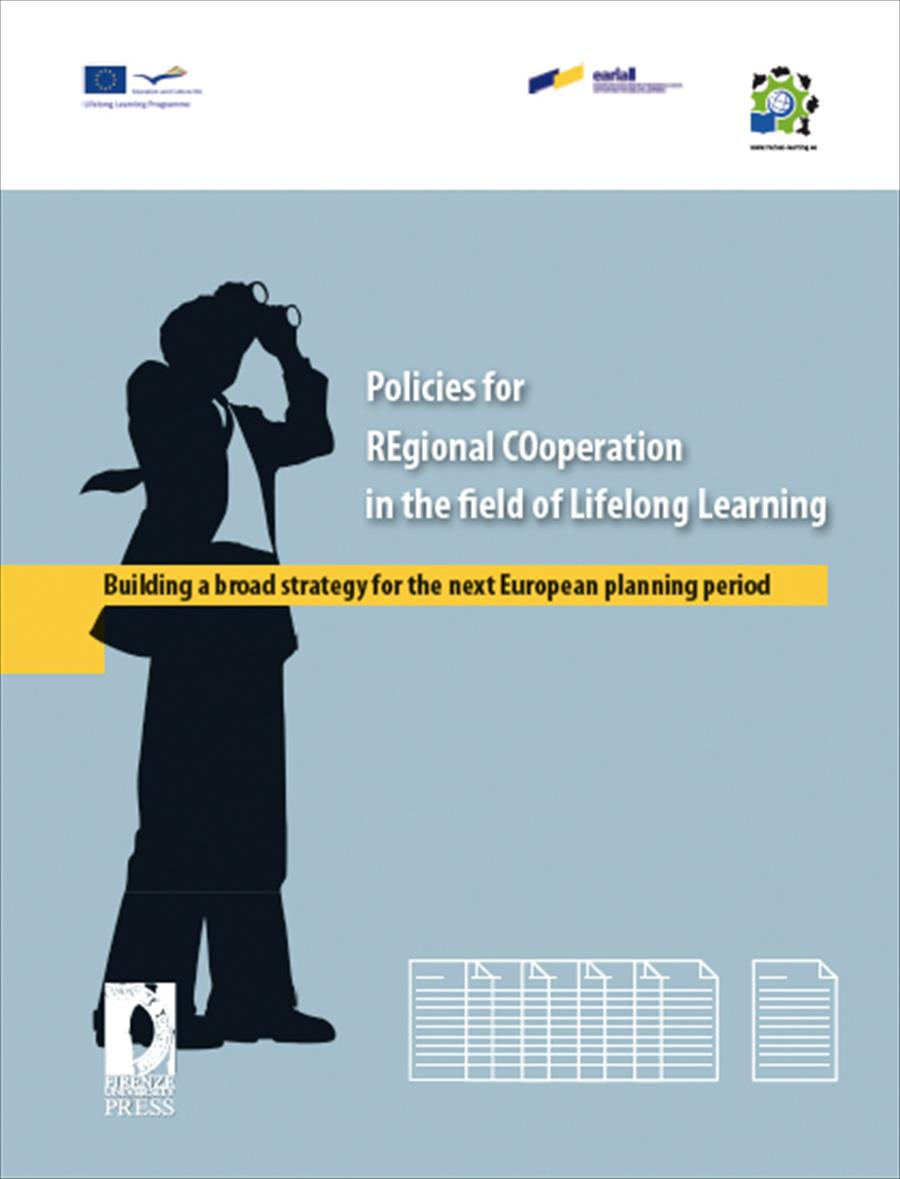 Policies for REgional COoperation in the field of Lifelong Learning