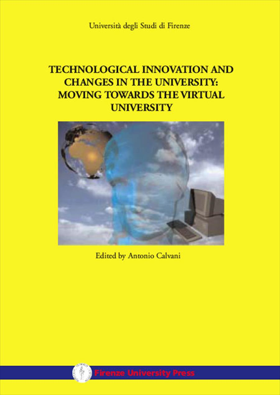 Technological innovation and change in the university