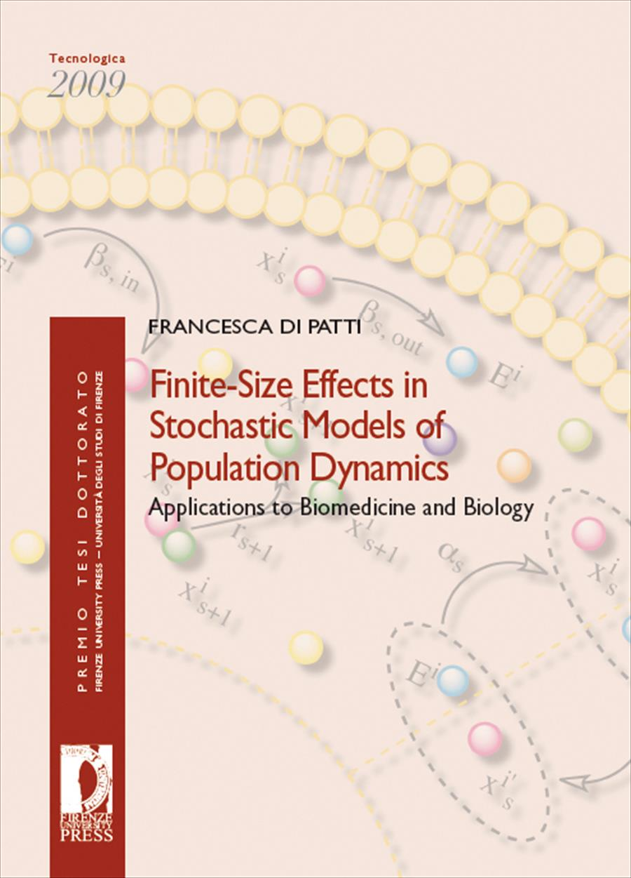 Finite-Size Effects in Stochastic Models of Population Dynamics: Applications to Biomedicine and Biology