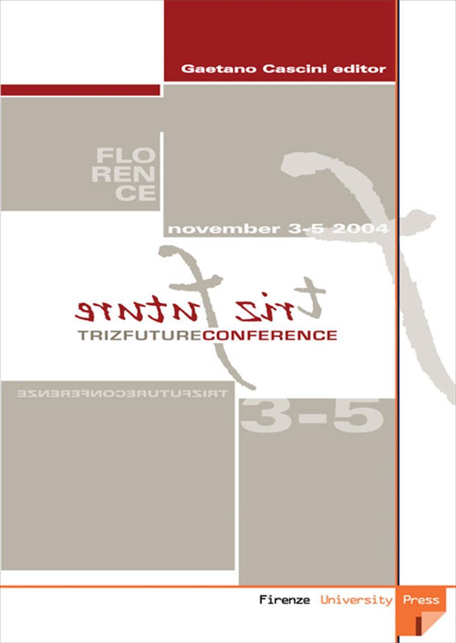 TRIZ Future Conference 2004