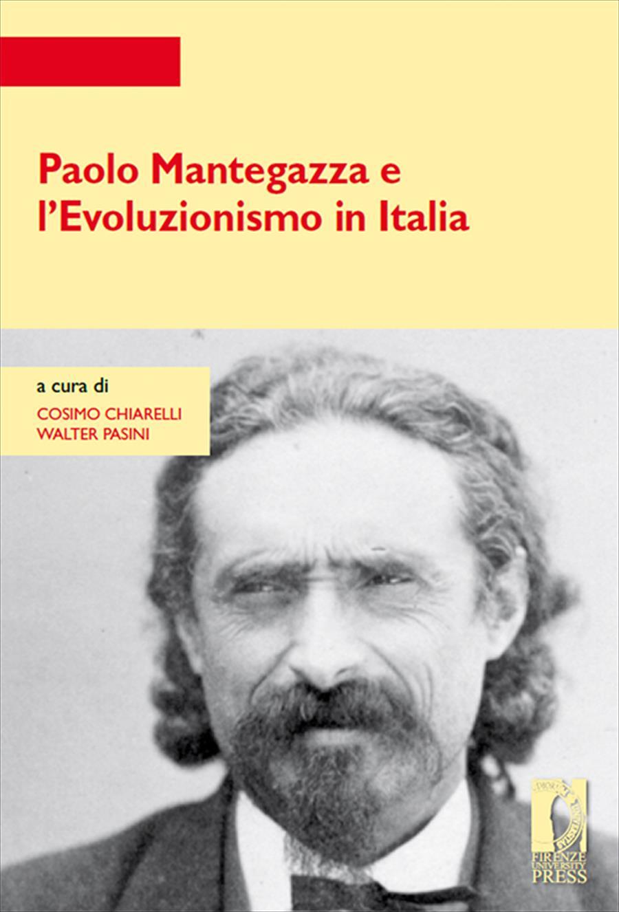 Paolo Mantegazza e l'Evoluzionismo in Italia