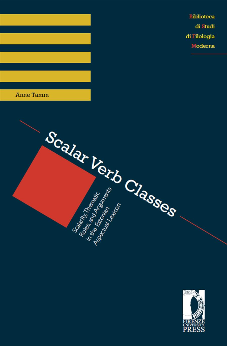 Scalar Verb Classes