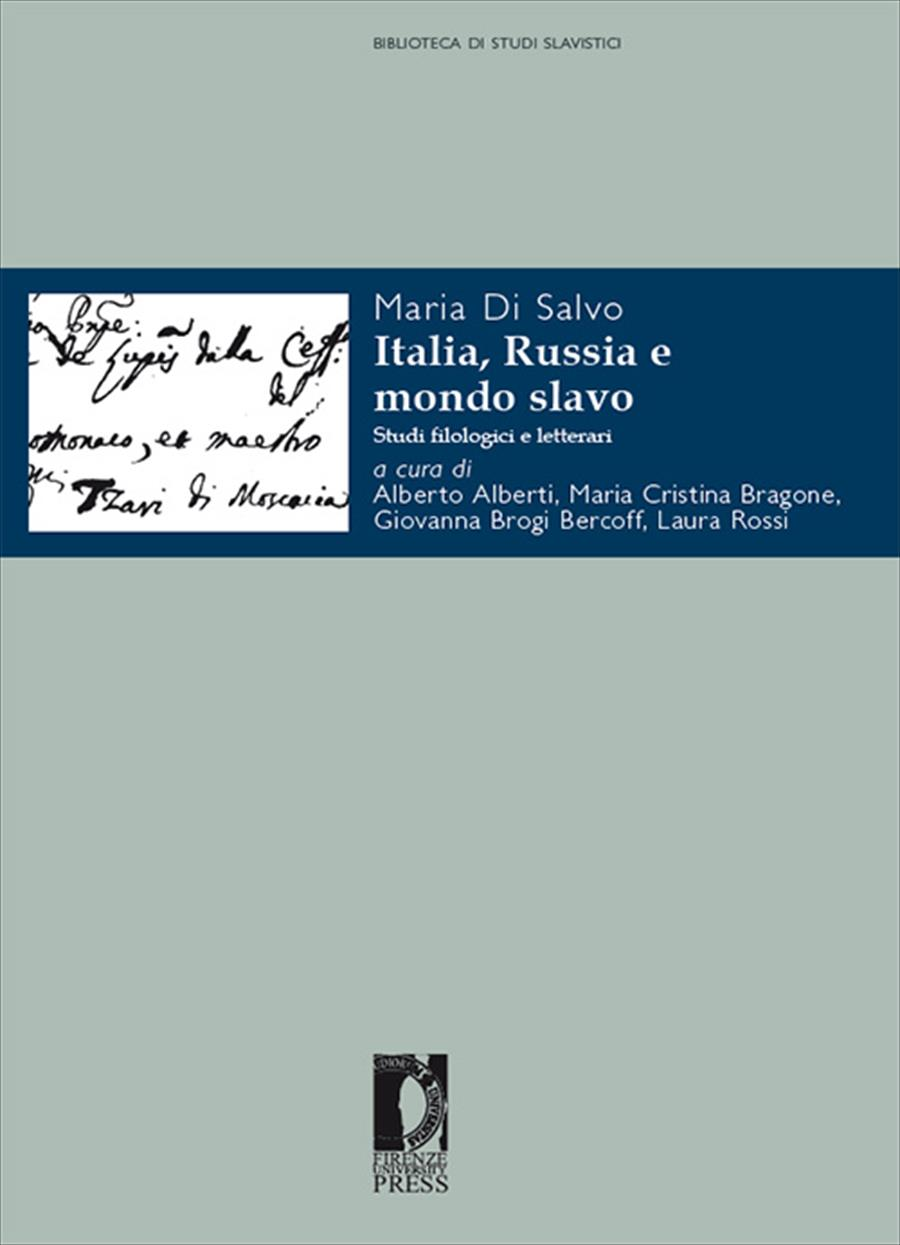 Italia, Russia e mondo slavo