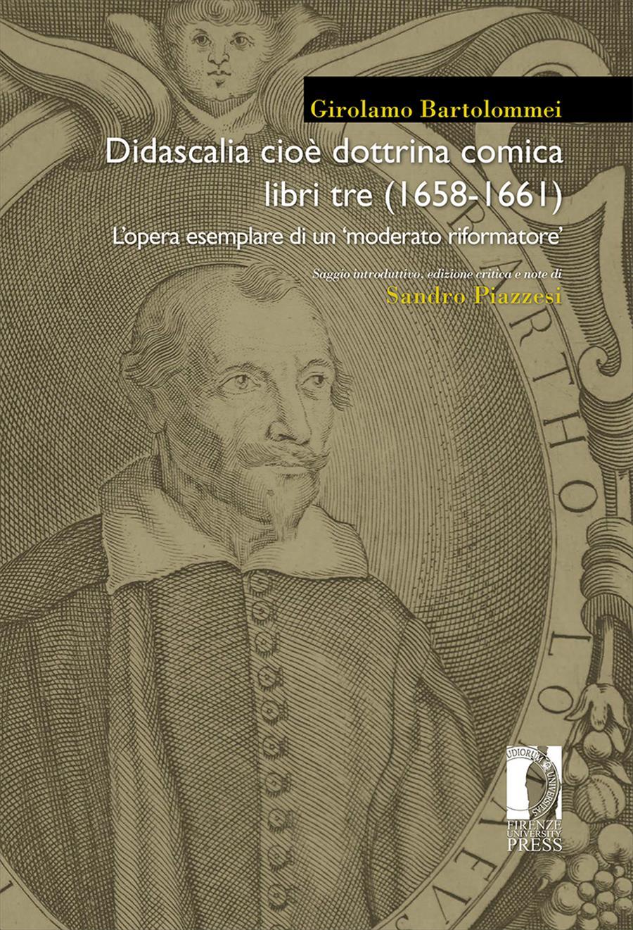 Didascalia cioè dottrina comica libri tre (1658-1661)