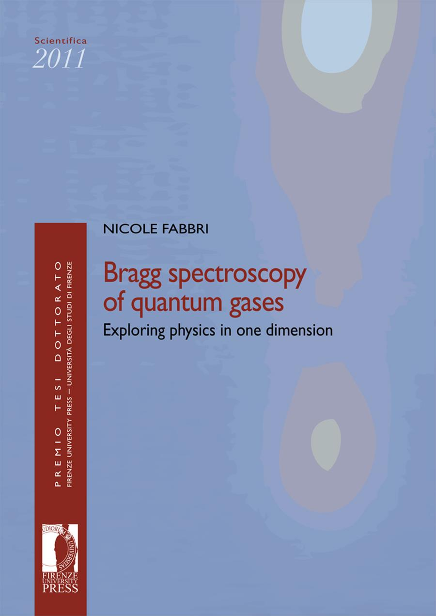 Bragg spectroscopy of quantum gases: Exploring physics in one dimension