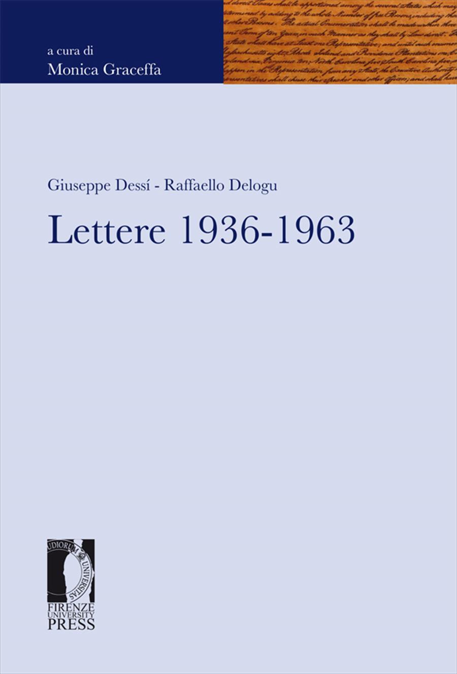 Lettere 1936-1963