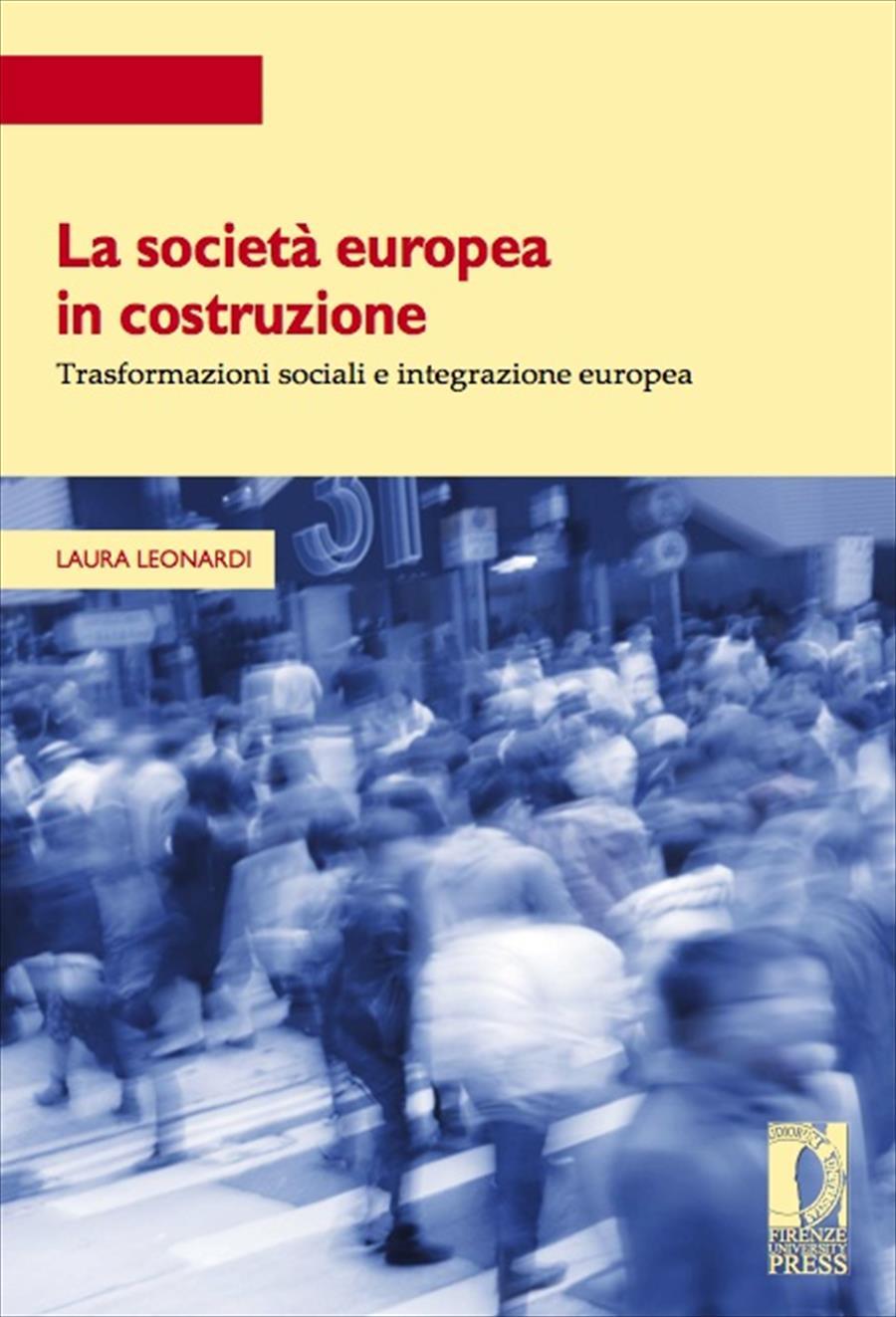 La società europea in costruzione