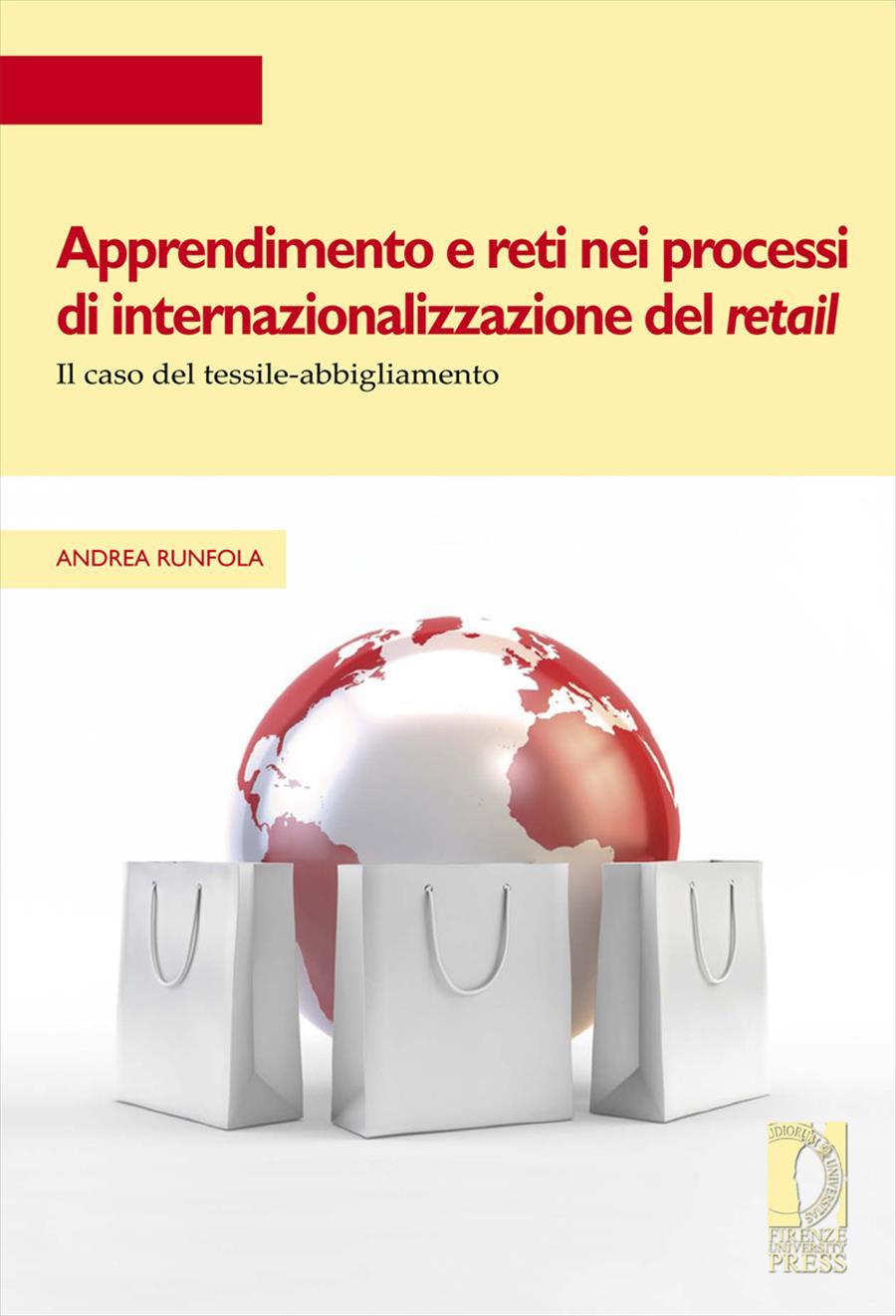 Apprendimento e reti nei processi di internazionalizzazione del retail