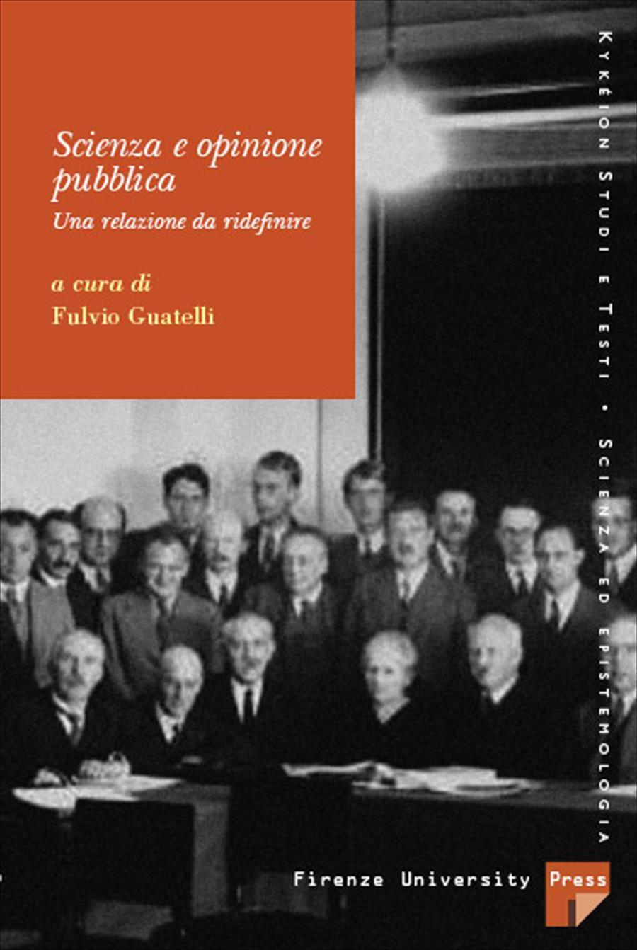 Scienza e opinione pubblica