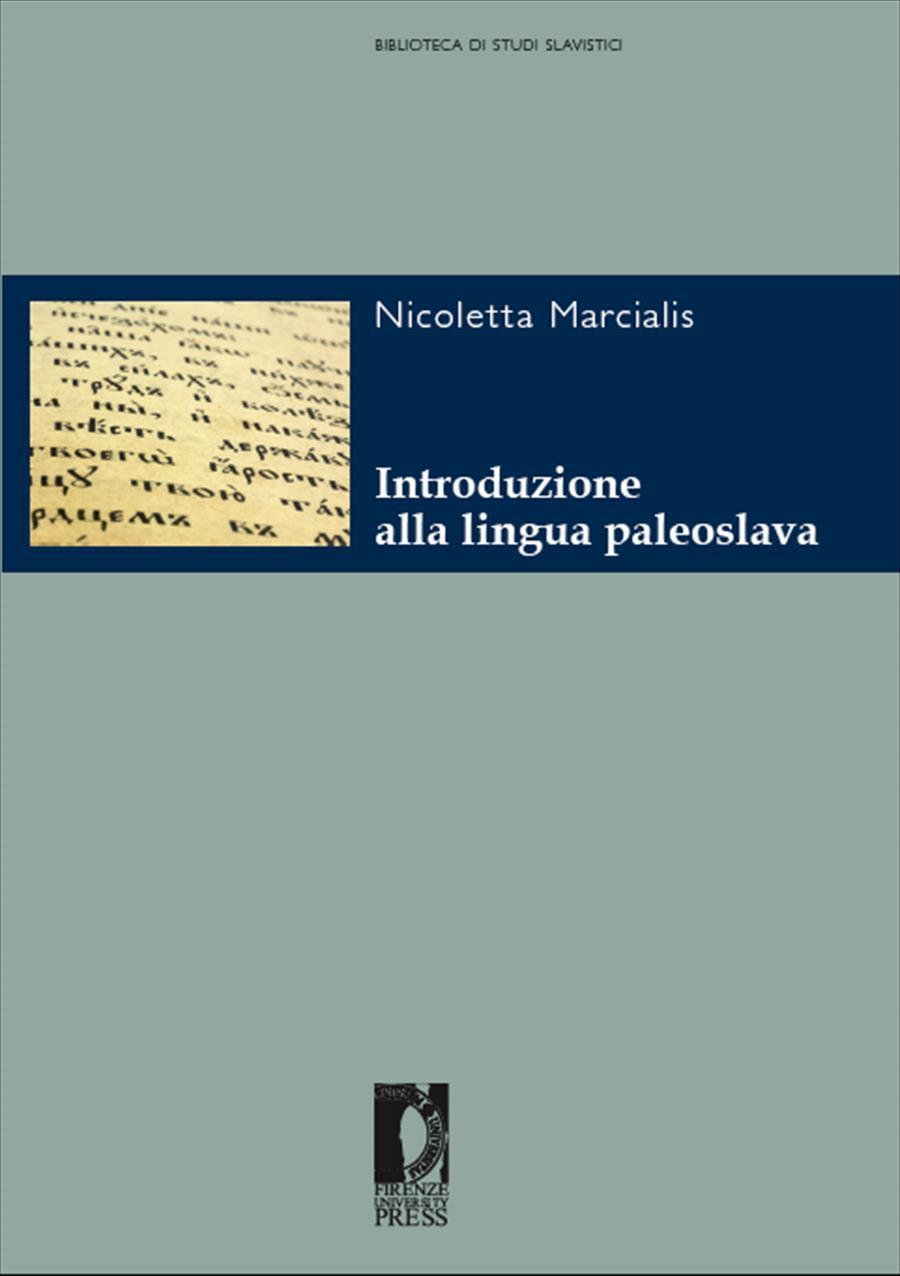 Introduzione alla lingua paleoslava