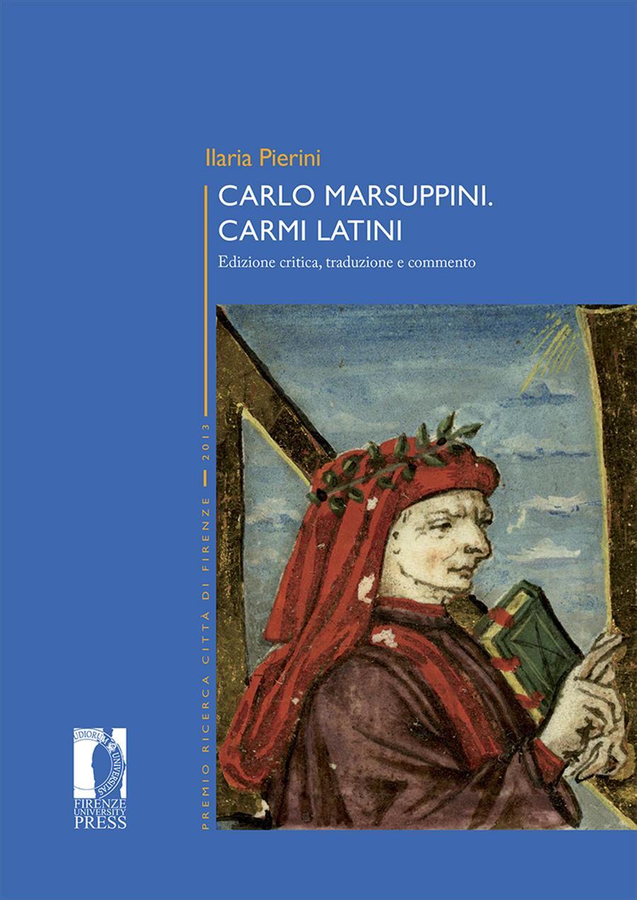 Carlo Marsuppini. Carmi latini