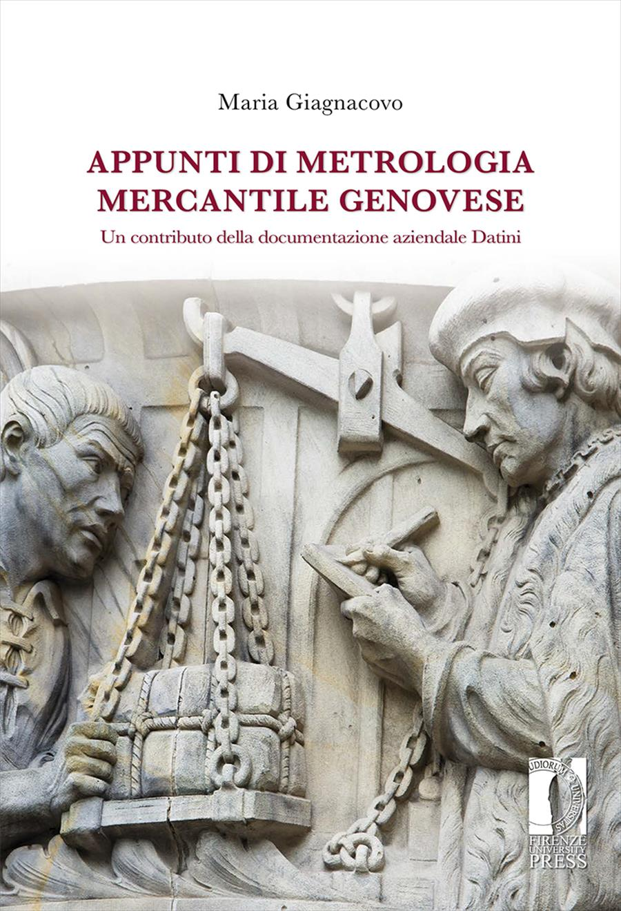 Appunti di metrologia mercantile genovese