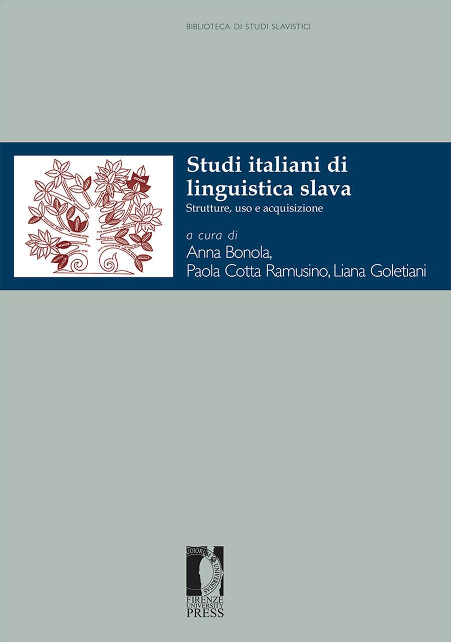 Studi italiani di linguistica slava