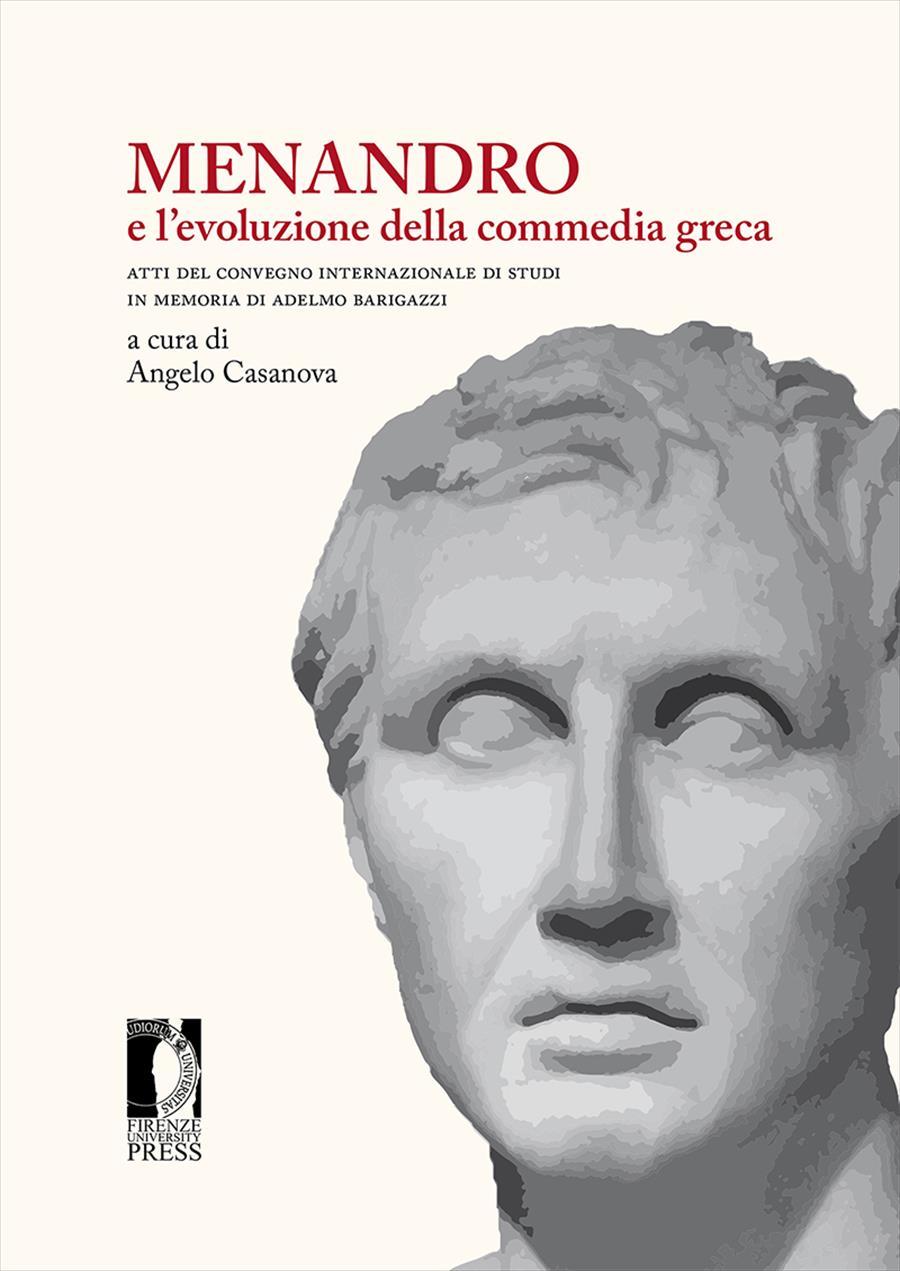 Menandro e l'evoluzione della commedia greca
