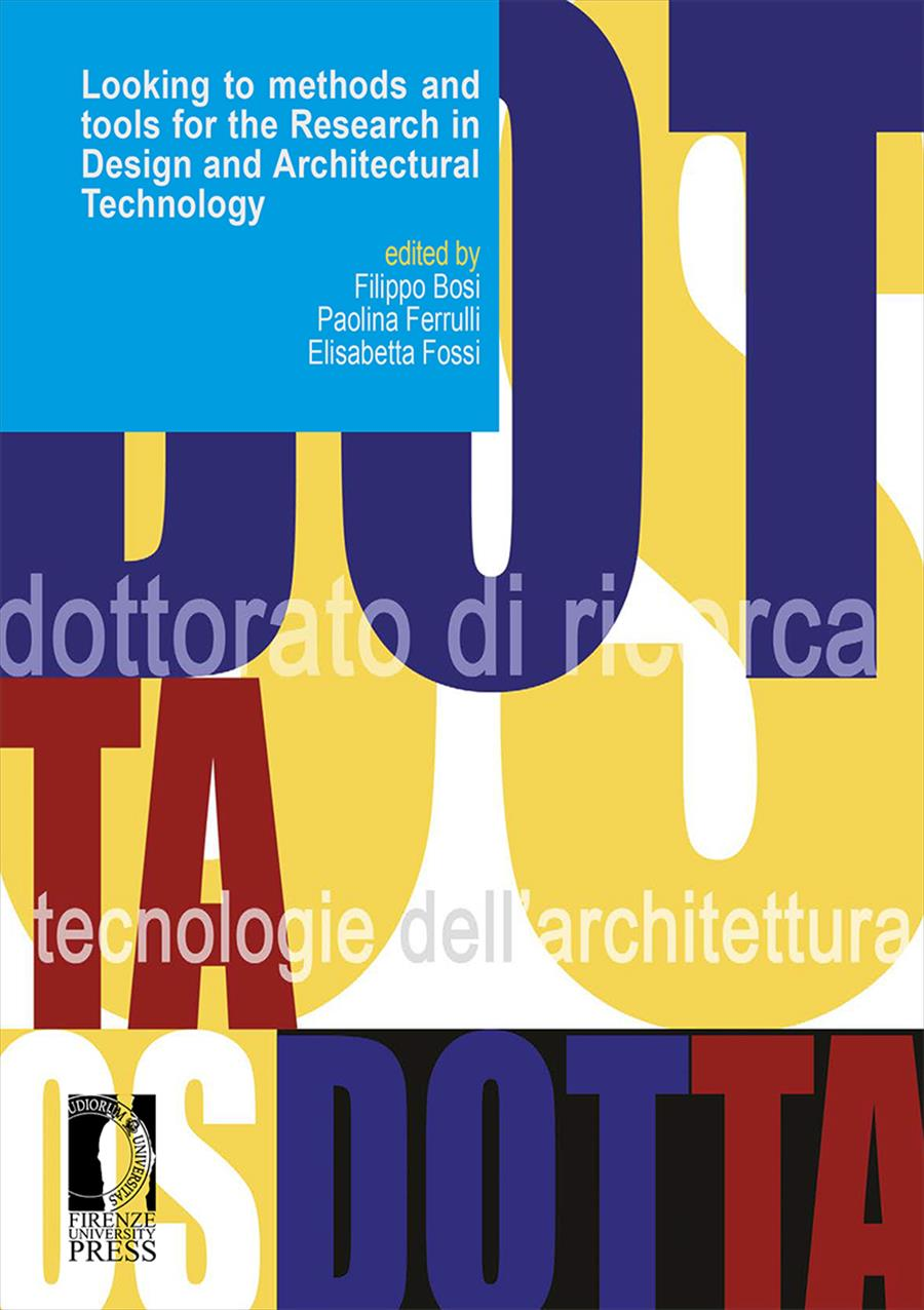 Looking to methods and tools for the Research in Design and Architectural Technology