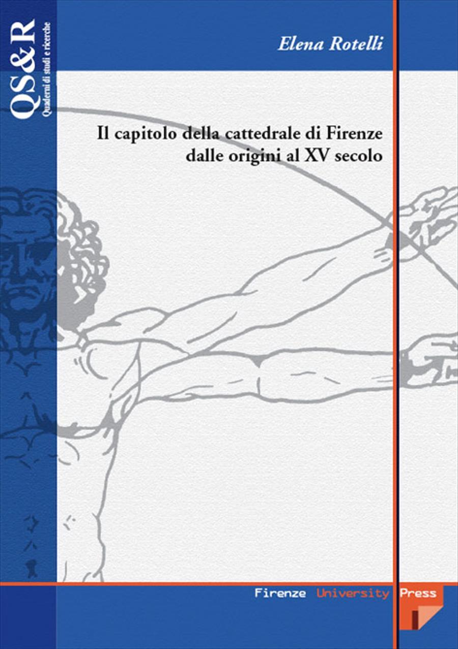 Il capitolo della cattedrale di Firenze dalle origini al XV secolo