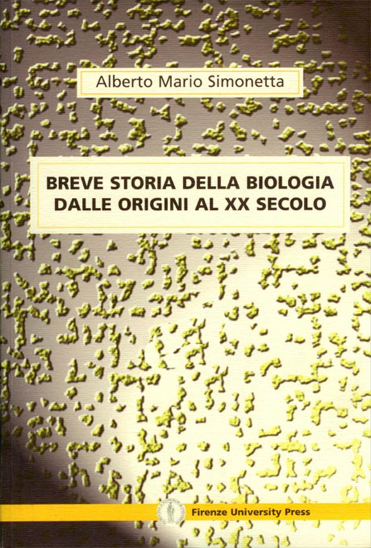 Breve storia della biologia dalle origini al XX secolo