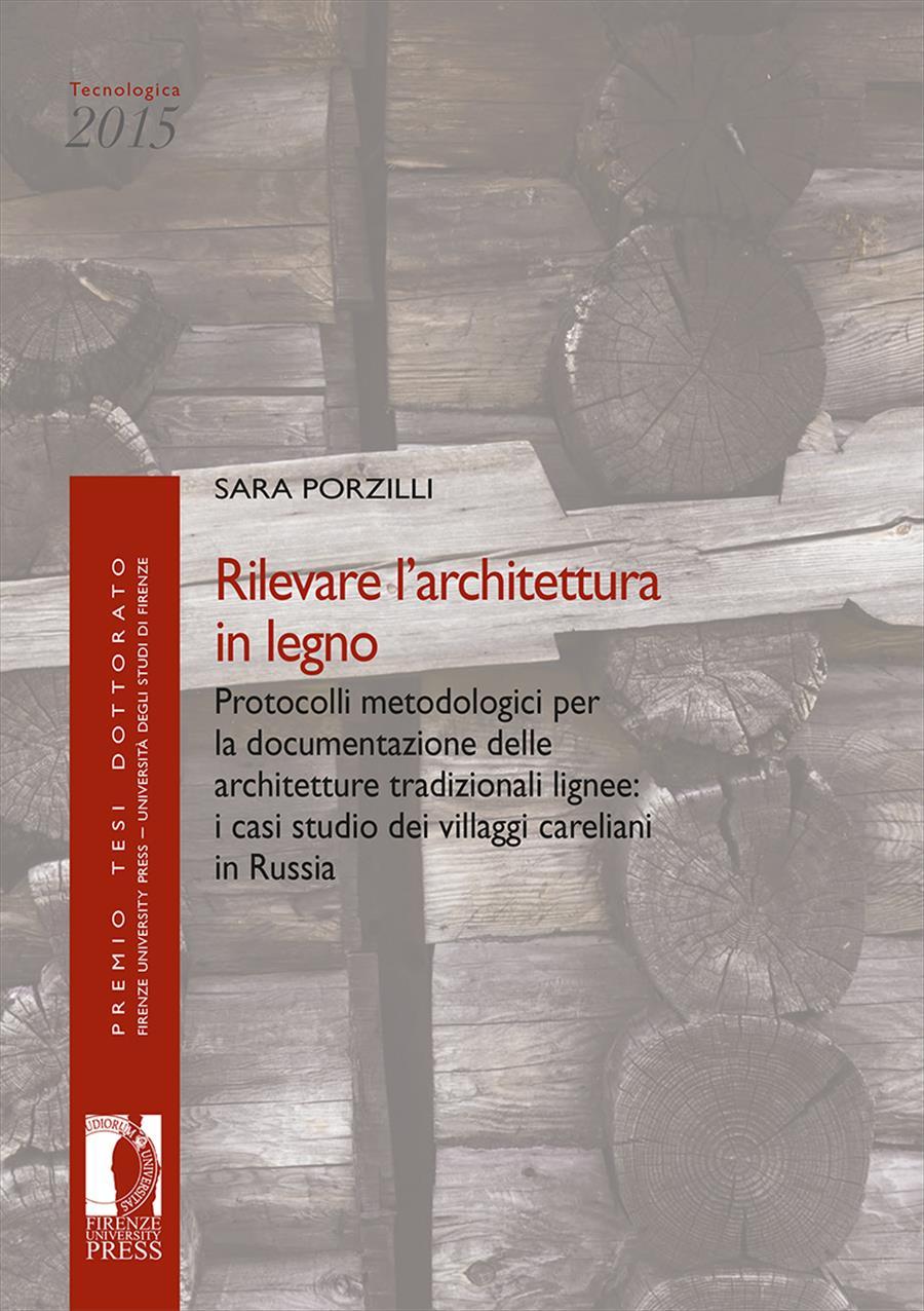 Rilevare l'architettura in legno