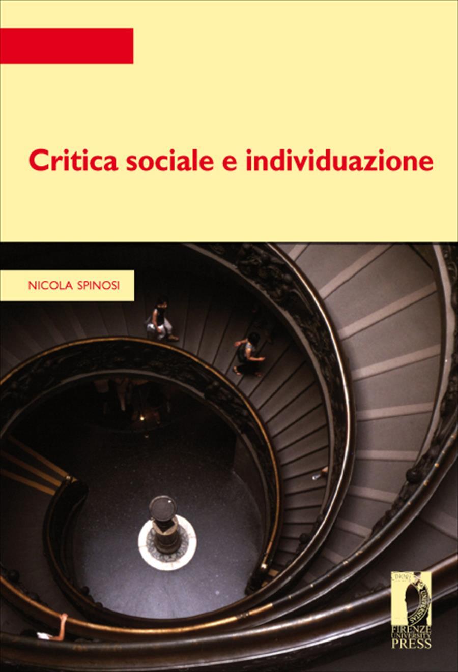 Critica sociale e individuazione