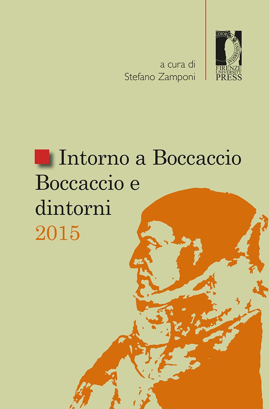 Intorno a Boccaccio / Boccaccio e dintorni 2015