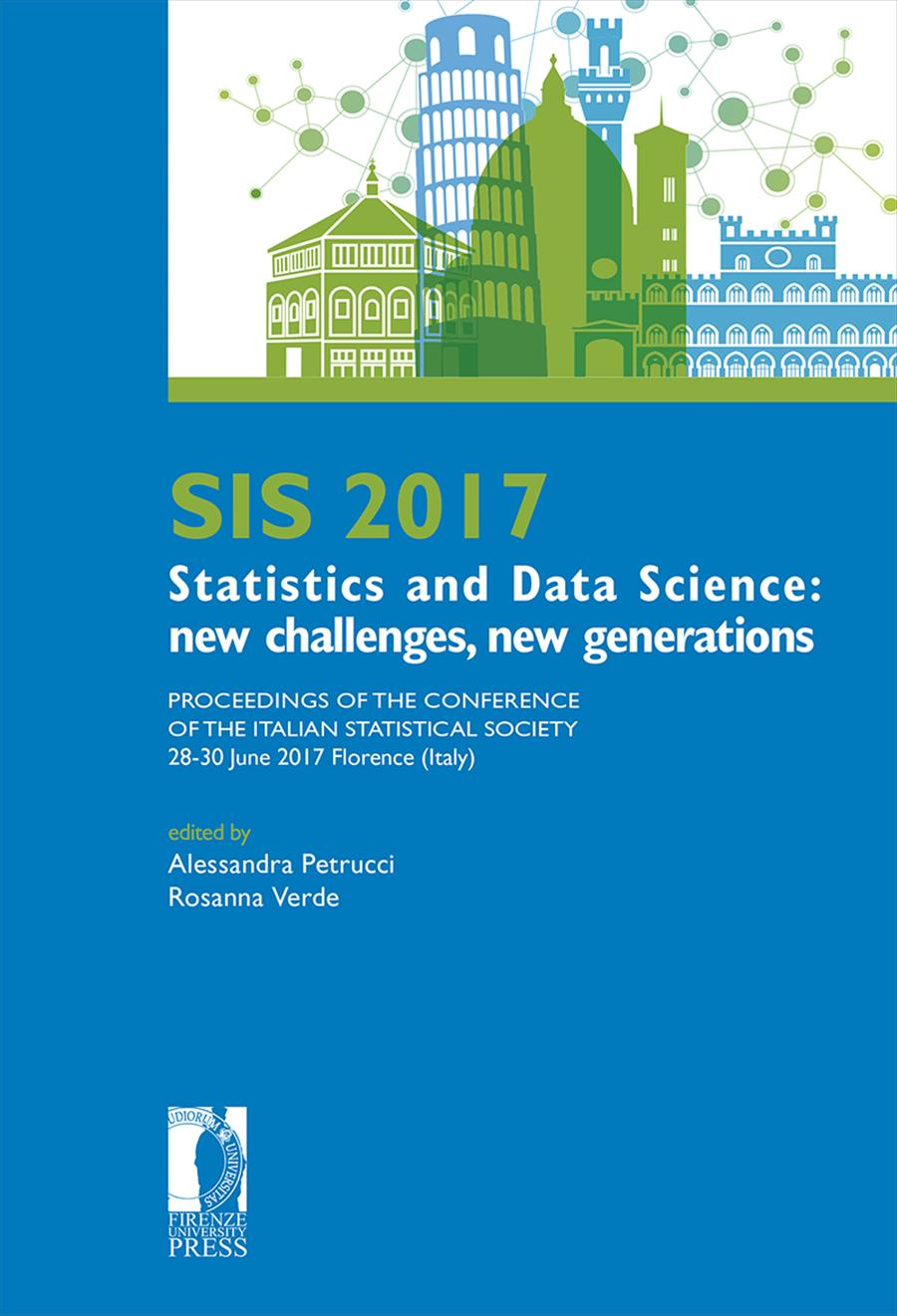 SIS 2017. Statistics and Data Science: new challenges, new generations
