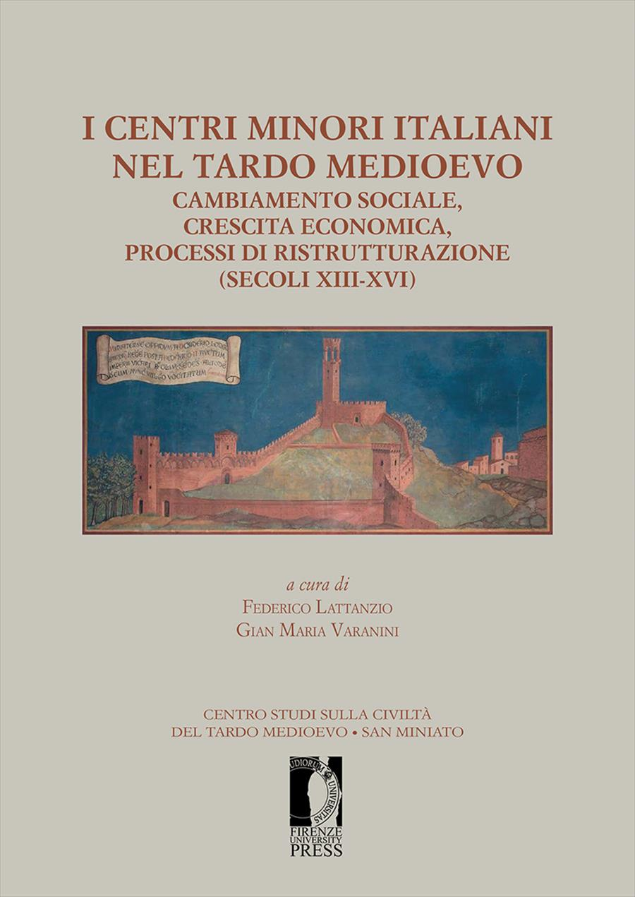 I centri minori italiani nel tardo medioevo