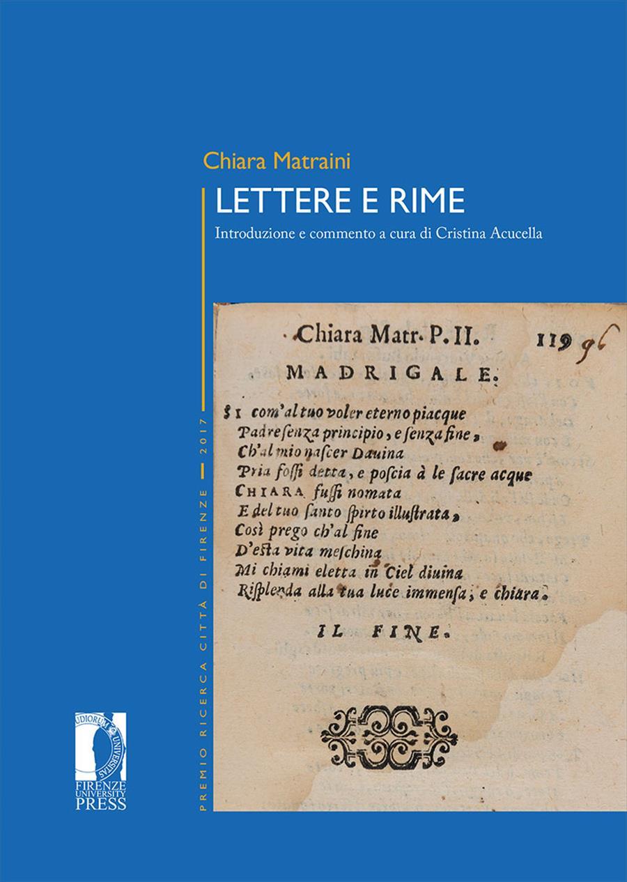 Lettere e Rime