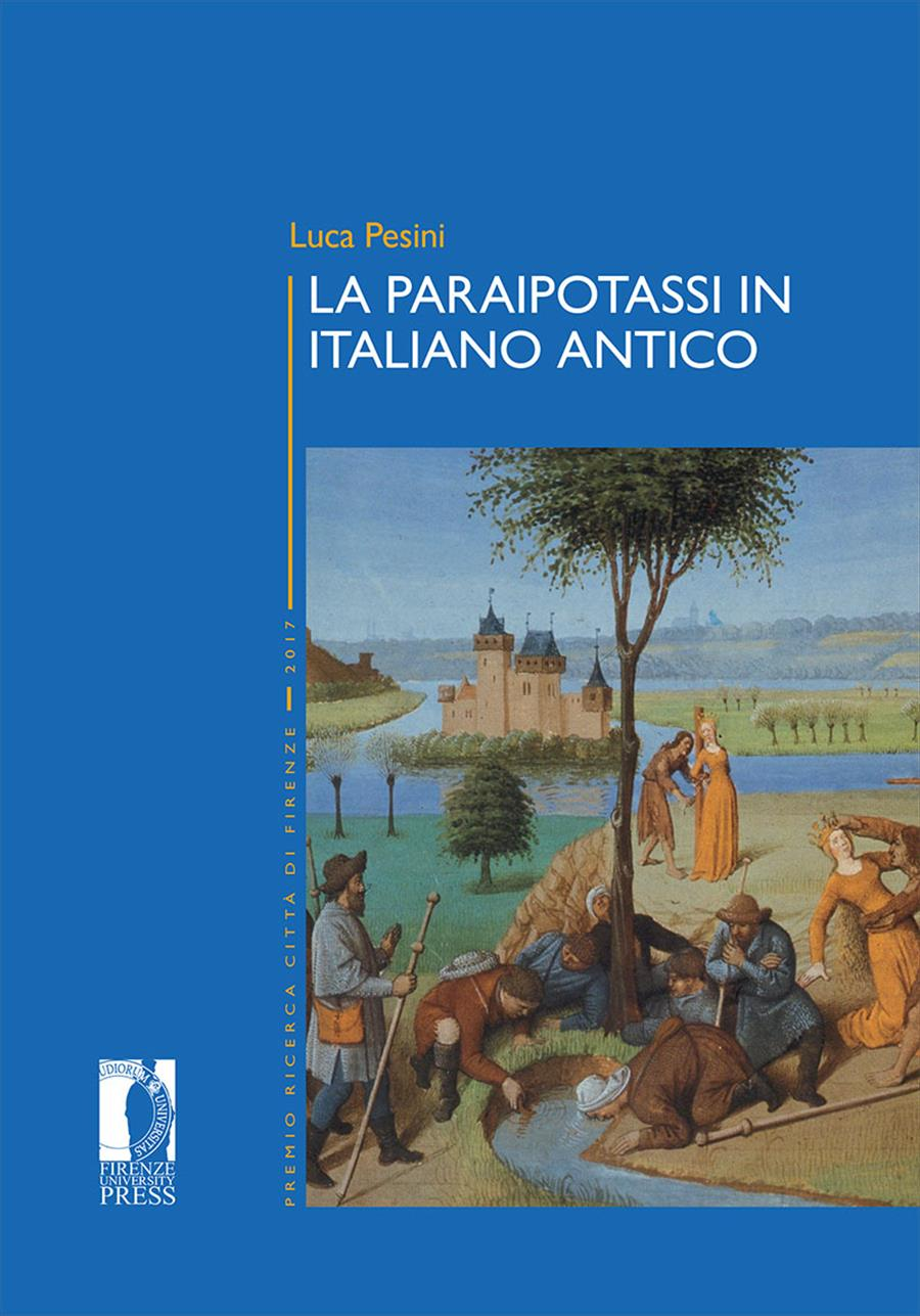 La paraipotassi in italiano antico