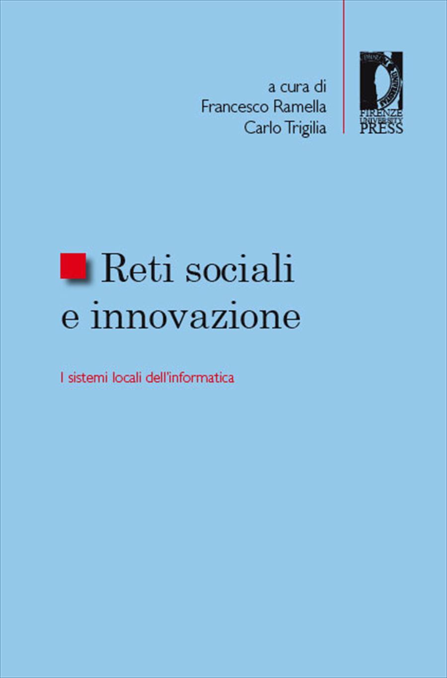 Reti sociali e innovazione