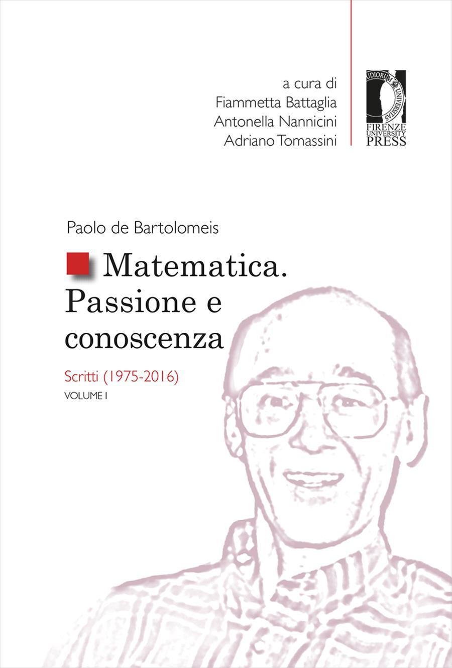 Matematica. Passione e conoscenza